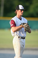 July 28th 2007:  Conor Gillaspie during the Cape Cod League All-Star Game at Spillane Field in Wareham, MA.  Photo by Mike Janes/Four Seam Images