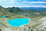 Emerald Lakes, Tongariro NP, North Island, New Zealand