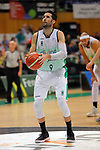 Basketball Champions League 2017/18 - Previus.<br /> Divina Seguros Joventut vs Dinamo Tbilisi: 86-66.<br /> Sergi Vidal.