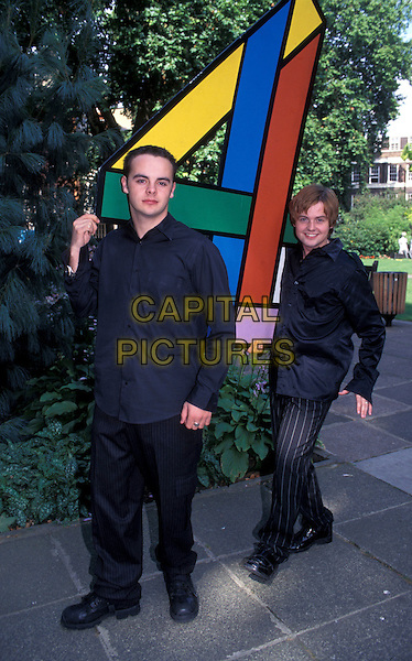 ANT N DEC.Anthony McPartlin, Declan Donnelly.Ref: 3173.www.capitalpictures.com.sales@capitalpictures.com.© Capital Pictures