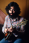 David Grisman, March 1978, Berkeley, CA. Born March 23, 1945 in Hackensack, New Jersey, Grisman is a bluegrass/newgrass mandolinist and composer of acoustic music that created a revival of his instrument.  His combination of Reinhardt-era Jazz, bluegrass, folk, Old World Mediterranean string band music, and modern Jazz fusion came to embody &quot;Dawg&quot; music and launched a new genre of string band music.<br /> <br /> In the early 1990s, he started the Acoustic Disc record label in an effort to preserve and spread acoustic or instrumental music