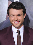 Alden Ehrenreich at Warner Bros. Pictures World Premiere of Beautiful Creatures held at The Grauman's Chinese Theater in Hollywood, California on February 06,2013                                                                   Copyright 2013 Hollywood Press Agency