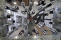 57th Art Biennale in Venice - Viva Arte Viva.<br /> Palazzo Bollani.<br /> Ryszard Winiarski.