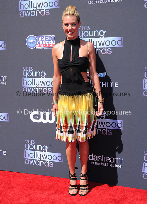 Cat Deeley at The 2013 YOUNG HOLLYWOOD AWARDS at The Broad Stage in Santa Monica, California on August 01,2013                                                                   Copyright 2013Hollywood Press Agency