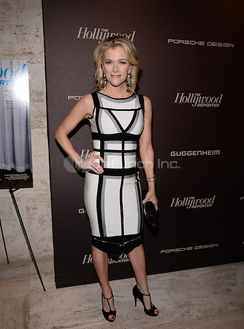 NEW YORK, NY - APRIL 16: TV personality Megyn Kelly attends The Hollywood Reporter 35 Most Powerful People In Media Celebration at The Four Seasons Restaurant on April 16, 2014 in New York City RTNPluvious/MediaPunch