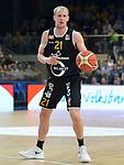 11.04.2018, Arena am Ischeland, Hagen, GER, 2. BBL PRO A, Play-Offs, Phoenix Hagen vs Rasta Vechta, im Bild<br /> <br /> Seth Hinrichs (Vechta #21)<br /> <br /> <br /> Foto &copy; nordphoto / Treese