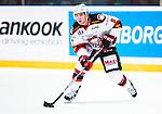 Stockholm 2014-10-14 Ishockey Hockeyallsvenskan AIK - Malm&ouml; Redhawks :  <br /> Malm&ouml; Redhawks Tony Romano i aktion <br /> (Foto: Kenta J&ouml;nsson) Nyckelord:  AIK Gnaget Hockeyallsvenskan Allsvenskan Hovet Johanneshov Isstadion Malm&ouml; Redhawks portr&auml;tt portrait