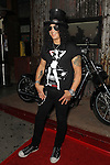 """SLASH (Saul Hudson).arrives to the Sunset Strip Music Festival's """"Tribute to Slash"""" at the House of Blues Sunset Strip, in recognition of the City of West Hollywood's official 'Slash Day'.West Hollywood, CA, USA. August 26, 2010. ©CelphImage"""
