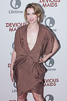 PACIFIC PALISADES, CA - JUNE 17: Kirsten Prout attends the Lifetime original series 'Devious Maids' premiere party held at Bel-Air Bay Club on June 17, 2013 in Pacific Palisades, California. (Photo by Celebrity Monitor)
