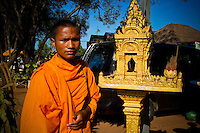 Faces and portraits from Cambodia