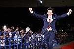 Shuzo Matsuoka, July 3, 2016 - <br /> Olympic : Japan National Team Send-off Party for Rio de Janeiro <br /> Olympic Games at Yoyogi Gymnasium, Tokyo, Japan. <br /> (Photo by Yusuke Nakanishi/AFLO SPORT)