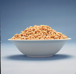 bowl of Cheerios cereal