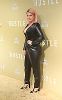 "08 May 2019 - Hollywood, California - Meghan Trainor. Premiere Of MGM's ""The Hustle""  held at The ArcLight Hollywood. Photo Credit: Faye Sadou/AdMedia"
