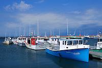 Fishing boats<br /> Petit Shippagan<br />New Brunswick<br />Canada