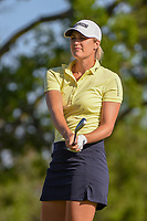 Camilla Lennarth (SWE) watches her tee shot on 12 during round 2 of  the Volunteers of America LPGA Texas Classic, at the Old American Golf Club in The Colony, Texas, USA. 5/6/2018.<br /> Picture: Golffile | Ken Murray<br /> <br /> <br /> All photo usage must carry mandatory copyright credit (&copy; Golffile | Ken Murray)