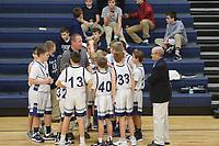 Basketball 7th grade boys 11/21/19