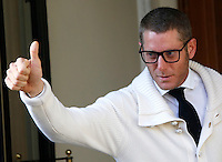 Il manager ed imprenditore Lapo Elkann ritratto a Roma, 28 gennaio 2014.<br /> Italian industrialist and manager Lapo Elkann portrayed in Rome, 27 January 2014.<br /> UPDATE IMAGES PRESS/Riccardo De Luca
