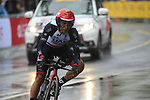 Darwin Atapuma (COL) UAE Team Emirates in action during Stage 1, a 14km individual time trial around Dusseldorf, of the 104th edition of the Tour de France 2017, Dusseldorf, Germany. 1st July 2017.<br /> Picture: Eoin Clarke | Cyclefile<br /> <br /> <br /> All photos usage must carry mandatory copyright credit (&copy; Cyclefile | Eoin Clarke)