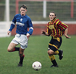 Scott Wilson, Rangers