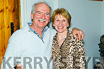 Brendan Garvey from Caherslee celebrating his 60th birthday with his wife Hillary in Bella Bia on Saturday