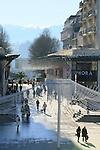 20080110 - France - Aquitaine - Pau<br /> LE CENTRE PIETONNIER DE PAU : LA PLACE CLEMENCEAU.<br /> Ref : PAU_028.jpg - © Philippe Noisette.