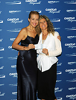 www.acepixs.com<br /> <br /> September 11 2017, New York City<br /> <br /> Petra Nemcova and Edie Lutnick at the Annual Charity Day hosted by Cantor Fitzgerald, BGC and GFI at Cantor Fitzgerald on September 11, 2017 in New York City<br /> <br /> By Line: William Jewell/ACE Pictures<br /> <br /> <br /> ACE Pictures Inc<br /> Tel: 6467670430<br /> Email: info@acepixs.com<br /> www.acepixs.com