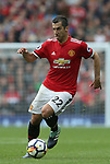 Henrikh Mkhitaryan of Manchester United during the premier league match at the Old Trafford Stadium, Manchester. Picture date 17th September 2017. Picture credit should read: Simon Bellis/Sportimage