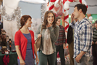 A Cookie Cutter Christmas (2014)<br /> Erin Krakow &amp; David Haydn-jones<br /> *Filmstill - Editorial Use Only*<br /> CAP/KFS<br /> Image supplied by Capital Pictures