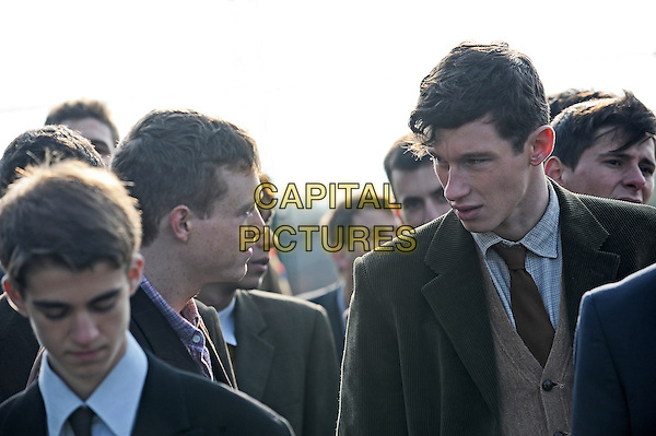 Caleb Landry Jones, Callum Turner<br /> in Queen and Country (2014) <br /> *Filmstill - Editorial Use Only*<br /> CAP/NFS<br /> Image supplied by Capital Pictures
