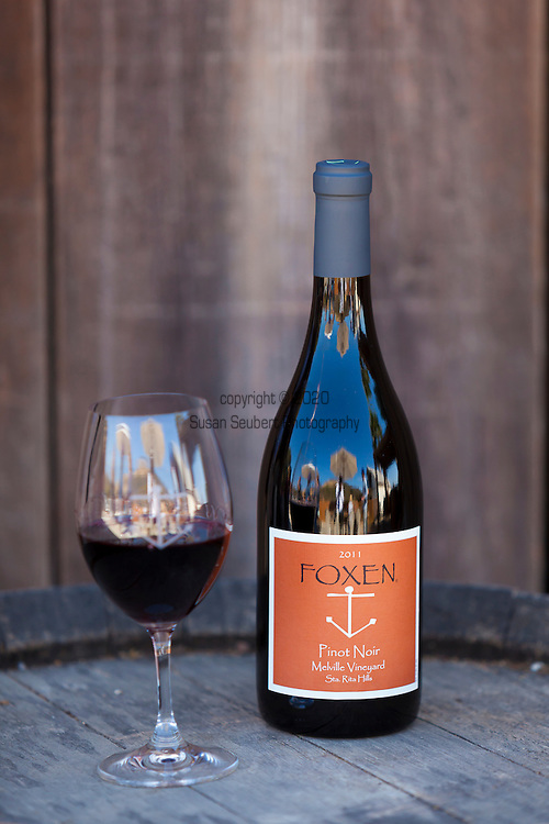 Foxen Vineyard in Santa Maria, California