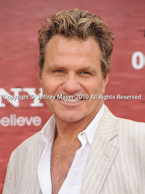 "WESTWOOD, CA. - June 07: Martin Kove arrives at ""The Karate Kid"" Los Angeles Premiere at Mann Village Theatre on June 7, 2010 in Westwood, California."