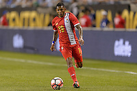 Chicago, IL, USA - Friday, June 10, 2016: Panama midfielder Alberto Quintero (19) during a Copa America Centenario Group D match between Argentina (ARG) and Panama (PAN) at Soldier Field. Argentina won 5-0.