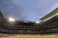 FUSSBALL  CHAMPIONS LEAGUE  HALBFINALE  RUECKSPIEL  2012/2013      Real Madrid - Borussia Dortmund                   30.04.2013 Estadio Santiago Bernabeu