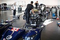 IMSA Nov Daytona Test 2016