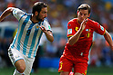 Gonzalo Higuain (ARG), JULY 5, 2014 - Football / Soccer : FIFA World Cup Brazil 2014 Quarter-finals match between Argentina 1-0 Belgium at Estadio Nacional in Brasilia, Brazil. (Photo by D.Nakashima/AFLO)