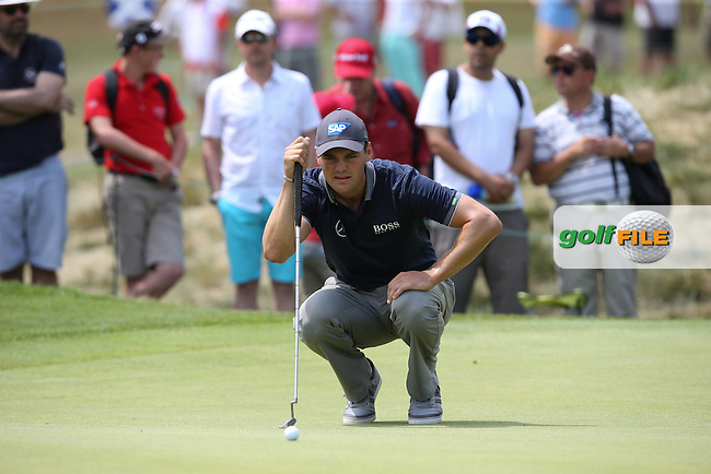 Martin Kaymer (GER) carded his third consecutive 69 during Round Three of the 2015 Alstom Open de France, played at Le Golf National, Saint-Quentin-En-Yvelines, Paris, France. /04/07/2015/. Picture: Golffile | David Lloyd<br /> <br /> All photos usage must carry mandatory copyright credit (&copy; Golffile | David Lloyd)