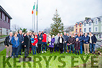 Many came to the Remembrance Tree service  in memory of  loved one lost to Suicide on Sunday