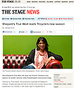 Indhu Rubasingham The Stage 09.06.14.