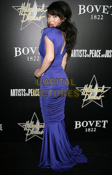 27 February 2014 - West Hollywood, California - Katherine Castro. Hollywood Domino&rsquo;s 7th Annual Pre-Oscar Charity Gala held at Sunset Tower Hotel. <br /> CAP/ADM/<br /> &copy;AdMedia/Capital Pictures