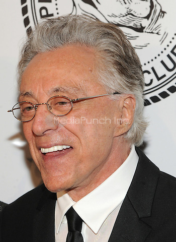 New York, NY- October 7: Frankie Valli attends the Friars Foundation Gala honoring Robert De Niro and Carlos Slim at the Waldorf-Astoria on October 7, 2014 in New York City. Credit: John Palmer/MediaPunch
