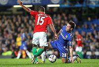 Chelsea v Swansea City 09-Jan-2013