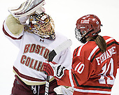 120105-PARTIAL-St. Lawrence University Saints vs. Boston College Eagles at NU (w)