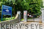 Lyme Disease leaflet hung up at the entrance of Killarney National Park
