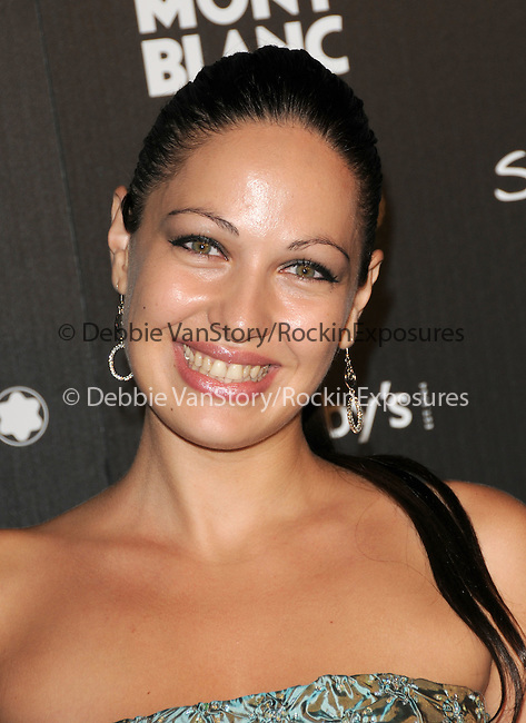 Nino Machaidze at The Montblanc & Signature Cultural & Charitable Photo Project held at The Regent Beverly Wilshire Hotel in Beverly Hills, California on September 17,2009                                                                   Copyright 2009 DVS / RockinExposures