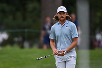 Tommy Fleetwood (ENG) approaches the green on 3 during Rd3 of the 2019 BMW Championship, Medinah Golf Club, Chicago, Illinois, USA. 8/17/2019.<br /> Picture Ken Murray / Golffile.ie<br /> <br /> All photo usage must carry mandatory copyright credit (© Golffile   Ken Murray)