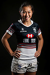 Hong Kong 7s player poses during the official photo session at King's Park Sports Ground on 17 February 2014 in Hong Kong, China. Photo by Victor Fraile / Power Sport Images