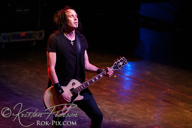 Summerland Tour: Everclear performing at House of Blues in Boston, Massachusetts