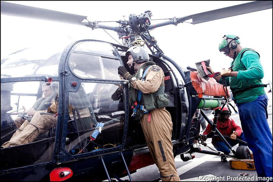 Février 2009/ Océan Indien/ Manoeuvres aviations.