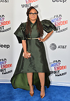 Ava DuVernay at the 2018 Film Independent Spirit Awards on the beach in Santa Monica, USA 03 March 2018<br /> Picture: Paul Smith/Featureflash/SilverHub 0208 004 5359 sales@silverhubmedia.com