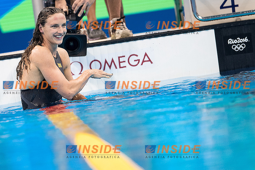 Hosszu Katinka HUN WR 4.26.36<br /> 400 Individual Medley women<br /> Rio de Janeiro 06-08-2016 XXXI Olympic Games <br /> Olympic Aquatics Stadium <br /> Swimming finals 06/08/2016<br /> Photo Giorgio Scala/Deepbluemedia/Insidefoto